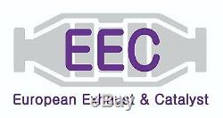 Genuine EEC Exhaust Soot Particulate Filter DPF CAT Combined + Fitting Kit