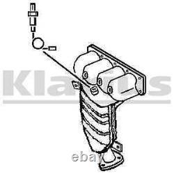 Klarius Catalytic Converter Catalyst + Exhaust Front Pipe 322544 5 YR WARRANTY