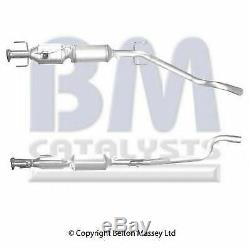 New DPF Particulate Filter exhaust system for VAUXHALL BM11076H BM Catalysts