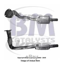 New Genuine BMC Catalytic Converter Exhaust BM90839H + Free Fitting Kit Top Qual
