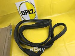 New + Genuine Opel Kadett D Gasket Screen Rubber Frontscheibengummi Nos