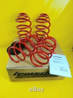 New Irmscher Opel Astra H Set Springs Front+Rear Low Lowering Spring Spring