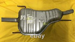New Orig Vauxhall End Silencer Exhaust Pipe Catalytic Converter Astra G Zafira A