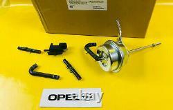 New Orig Vauxhall Insignia A Gt Astra J 2,0 OPC Rep Set Vacuum Box Turbocharger