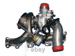 OEM Vauxhall Astra H Zafira B VXR Z20LEH Turbocharger Exhaust Manifold 55559850
