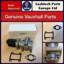 OEM Vauxhall Zafira MK II EGR Valve 2005-2011 MPV 1.9 CDTI 55 NEW 55215031