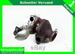 Opel Astra J Turbolader 55570748 Garrett 2.0 CDTI