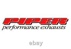 PIPER Vauxhall Astra MK4 MK5 GSI VXR DE-CAT DOWNPIPE