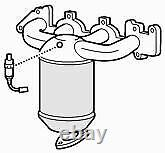 PREMIUM Quality Approved Catalytic Converter for Vauxhall Astra 1.6 (4/03-5/06)