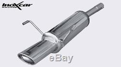 PROWLER SPORT IX OPAS34120 100% INOX SPORT EXHAUST VAUXHALL/OPEL ASTRA 1.7 CDTi