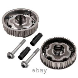 Pair Camshaft VVT Gear Actuator For Chevrolet Trax 1.8 AWD 1.8 1.6 SUV 2012-2019