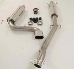 Piper Catback Exhaust for Astra VXR Z20LEH Vauxhall / Opel