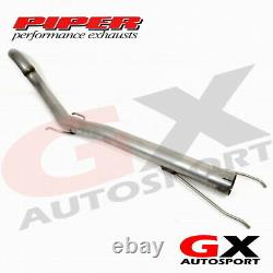 Piper Exhausts CAST15B/C Vauxhall Astra Mk5 H VXR 2.0 3 Centre Without Silencer