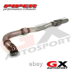 Piper Exhausts DP13C VAUXHALL ASTRA MK4 2.0 COUPE DOWN PIPE & Sports Cat
