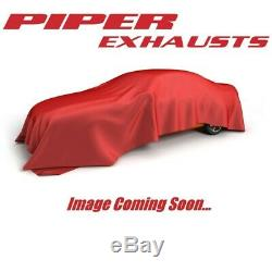 Piper exhausts 3 / 76.2mm downpipe to fit Vauxhall Astra J 2.0 VXR 12 15