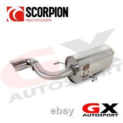 SVXB041 Scorpion Exhausts Vauxhall Astra MK5 VXR 2005-2011 Rear Silencer