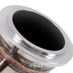 Stainless Exhaust De Cat Bypass Decat For Vauxhall Opel Astra H Vectra C 1.9cdti