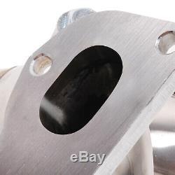 Stainless Exhaust De Cat Bypass Manifold For Vauxhall Opel Astra H Z16xer Z18xer