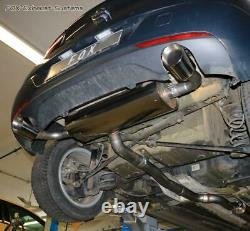 Stainless Steel Duplex Performance Exhaust System Vauxhall Astra K 1.6 Turbo Per