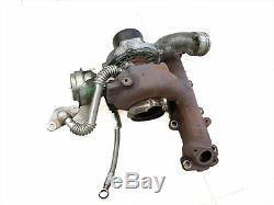Turbolader Turbo Abgasturbolader für Zafira B A05 CDTi 1,9 74KW Z19DTL LPP