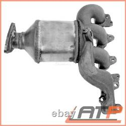 Type Approved Exhaust Manifold/catalytic Converter Vauxhall Vectra C Mk 2 1.8