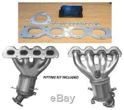 VAUXHALL ASTRA 1.8i 16v Mk. 5 (Z18XER eng) 10/05-4/11 Exhaust Catalytic Converter