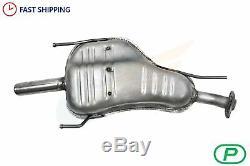 VAUXHALL ASTRA G 1.6i 8v/16V 1998-2003 Full exhaust system + mounting kit