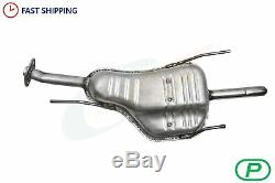 VAUXHALL ASTRA G Estate 1.6 2000-2003 Full exhaust system + mounting kit