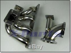 VAUXHALL C20LET C20XE TURBO EXHAUST MANIFOLD T3 Astra Corsa Lady Kadett Downpipe