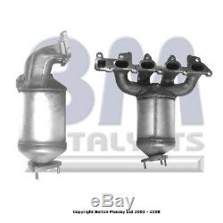 VAUXHALL VECTRA B 1.8 Catalytic Converter Type Approved Front 00 to 03 Z18XE BM