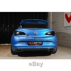 VX28 Cobra sport Vauxhall Astra J VXR 12 CatBack Venom V. Loud