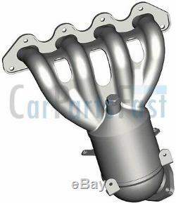 VX6080T Cat Converter VAUXHALL VECTRA 1.8i 16v Mk. 2 (Z18XER engine) 8/05-4/10