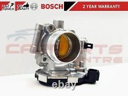 Vauxhall Adam Astra Corsa Meriva Throttle Body Valve Bosch Oem 55562270