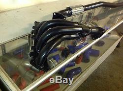 Vauxhall Astra 2.0l 16v X20xev Performance Exhaust Manifold De-cat 4-1