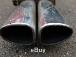 Vauxhall Astra Coupe Turbo Irmscher Exhaust Stainless Steel Bertone