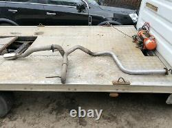 Vauxhall Astra GTC 2.0 CDTI Silencer Box Delete Pipe Exhaust System A20DTH