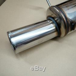 Vauxhall Astra H 3dr 1.6i 16V 115bhp. Prowler Sport Back Box Exhaust. 2004-2010