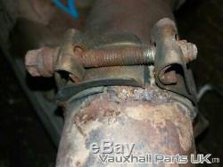 Vauxhall Astra H MK5 VXR NURBURGRING 2.75 De-Cat Full Exhaust System Remus Back