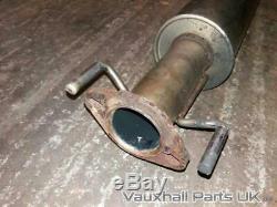Vauxhall Astra H Mk5 1.9 CDTi 150 Z19DTH 3 Door Blueflame Cat Back Exhaust