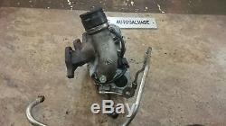 Vauxhall Astra H Sri 2.0 16v Turbo Z20lel Exhaust Manifold + Charger 53049980024