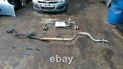 Vauxhall Astra J Gtc 1.4 1.6 2012 -2016 3 Door Model Cobra Sport Exhaust System
