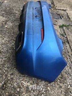 Vauxhall Astra J Mk6 GTC VXR 3 Door Rear Bumper And Exhaust Finishers