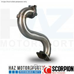 Vauxhall Astra J Vxr 12-17 Scorpion 3 Decat And Downpipe
