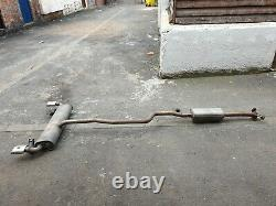 Vauxhall Astra K 1.6 Turbo Exhaust Rear Silencer And Back Box Exhaust 13453253