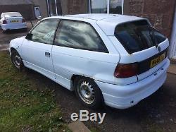 Vauxhall Astra MK3 GSI C20XE Stainles Steel Powerflow Centre Exhaust (1994)