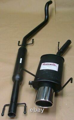 Vauxhall Astra Mk4 Hatch Sportex Exhaust System'Single Oval