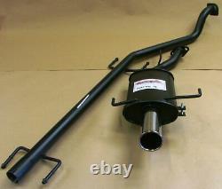Vauxhall Astra Mk4 Hatch Sportex Race Exhaust System Single 3