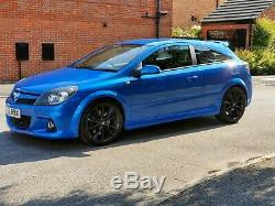 Vauxhall Astra VXR 2.0 Turbo H MK5 95k Cobra Exhaust Arden Blue 19 Alloys