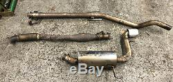 Vauxhall Astra Vxr 2.0 Scorpion Exhaust System 2.5