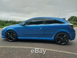 Vauxhall Astra Vxr 2.0 Turbo Modified Remapped 283 Bhp Miltek Exhaust X Over